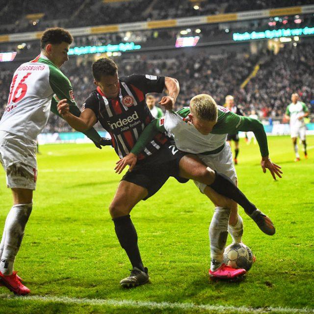 Eintracht Frankfurt - FC Augsburg 5:0