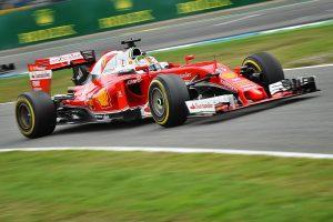 Formel 1 GP Deutschland – Teil 1