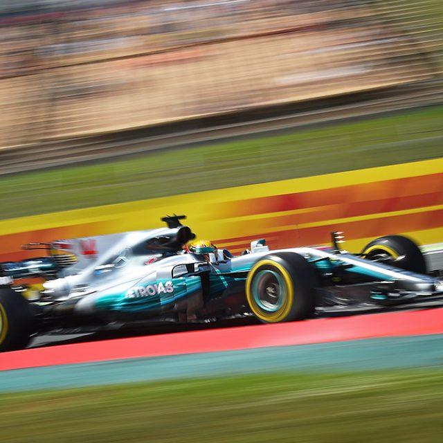 Die Formel 1 in Spanien 2017