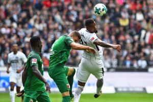 Eintracht Frankfurt – FC Augsburg 1:2