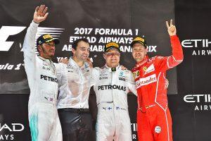 Saisonfinale der Formel 1 in Abu Dhabi