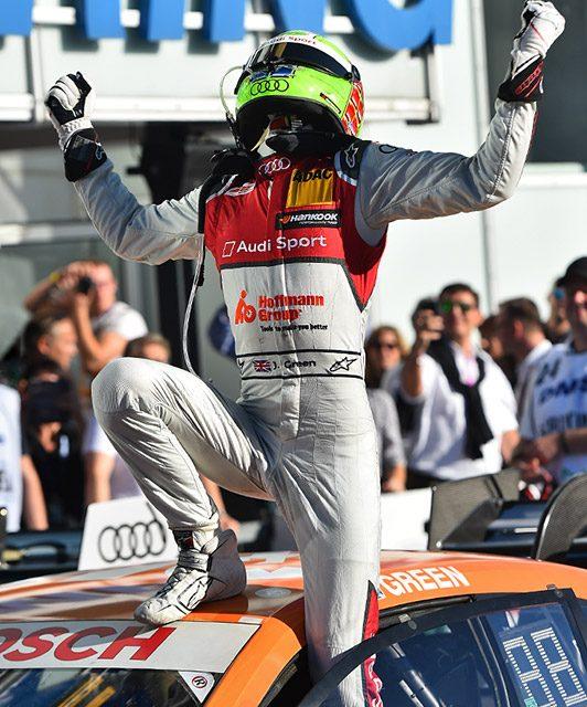 DTM Saisonfinale Hockenheim 2017
