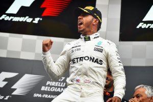 Formel 1 Spa Francorchamps 2017