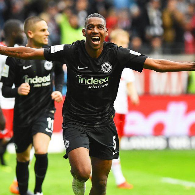 Eintracht Frankfurt RB Leipzig 11