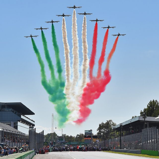 Formel 1 GP Italien Monza 2017