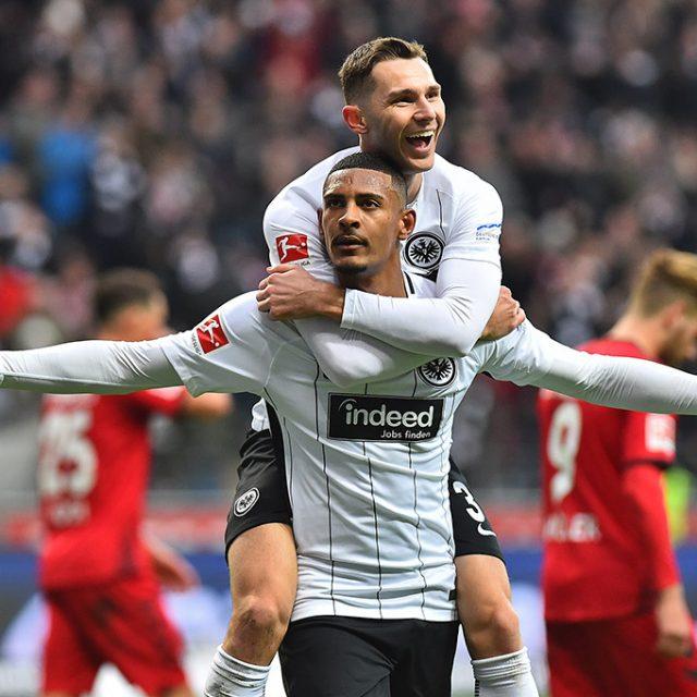 Eintracht Frankfurt – SC Freiburg 1:1