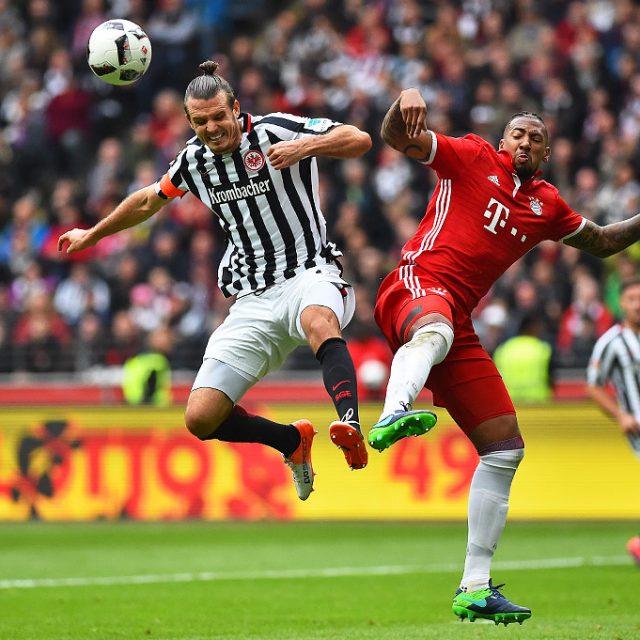 Eintracht Frankfurt – FC Bayern München 2:2