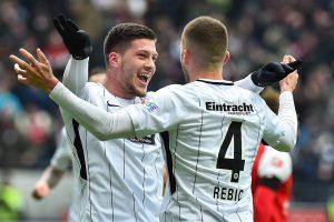 Eintracht Frankfurt – FSV Mainz 05 3:0