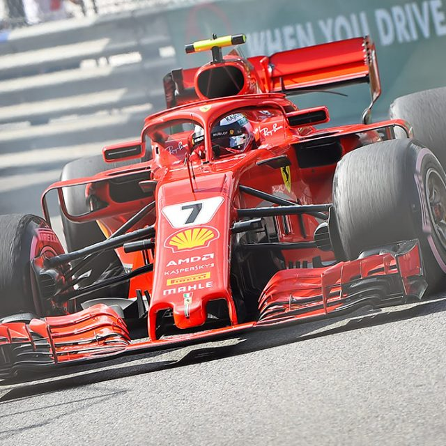 Formel 1 Monaco 2018