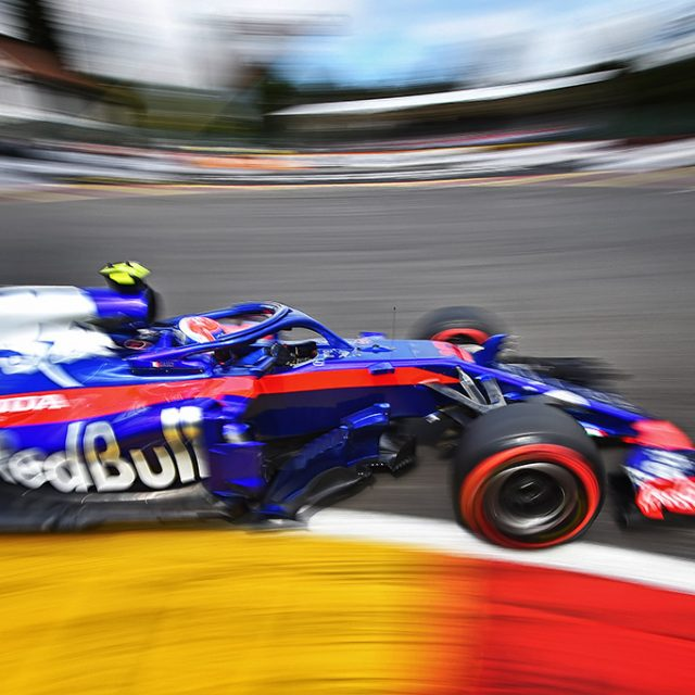 Formel 1 Grand Prix Belgien 2018