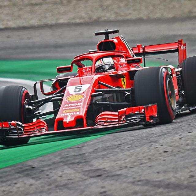 Formel 1 GP Italien 2018
