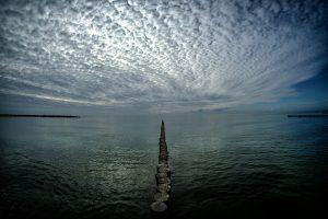 Ostsee, Darß, Weststrand und Umgebung