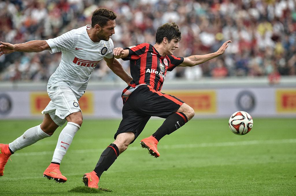 Eintracht Frankfurt Inter Mailand