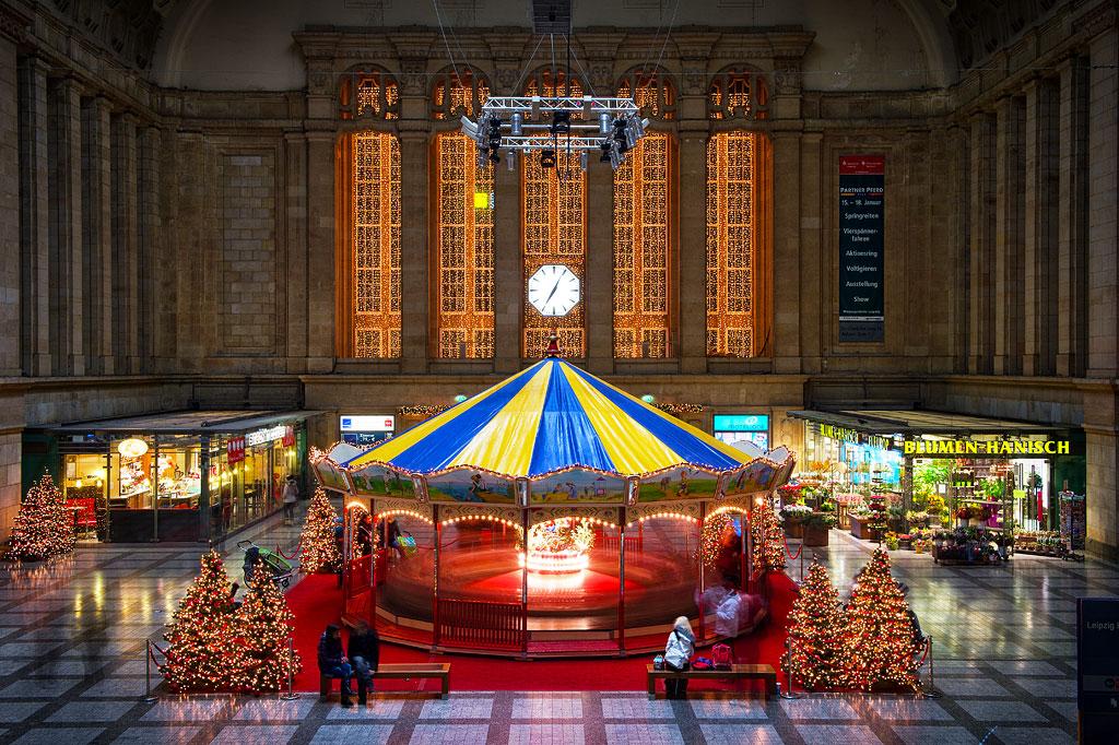 Weihnachtsfeier Leipzig